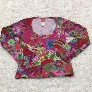 🧶 Oilily Long Sleeve Top 🧶